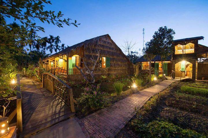 Trang trí tre trúc cho các khu nghỉ dưỡng bậc nhất tại Sài Gòn
